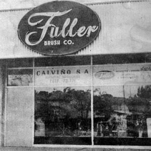 Fachada Tienda Fuller